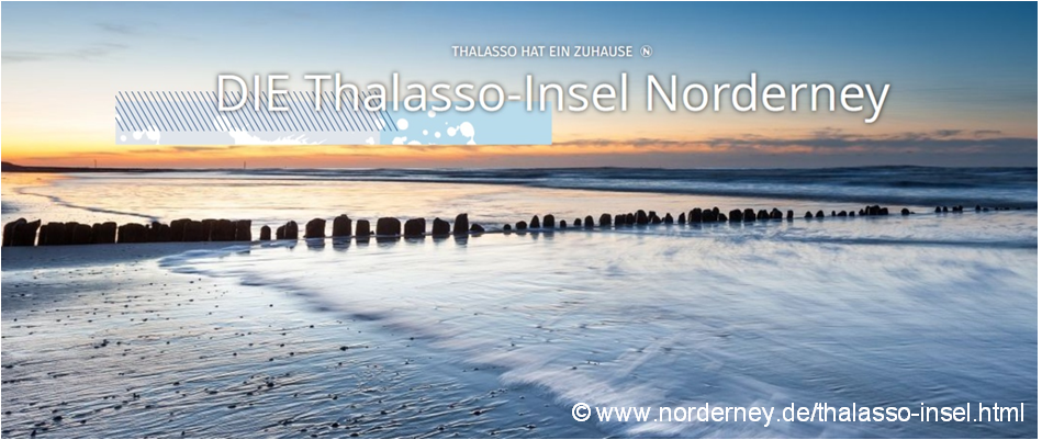 Thalasso-Insel Norderney